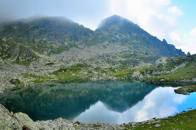 еленино езеро, рила