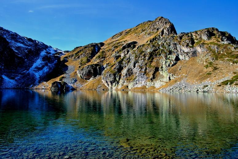 седемте рилски езера, окото