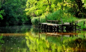 Разходка с лодка по Ропотамо
