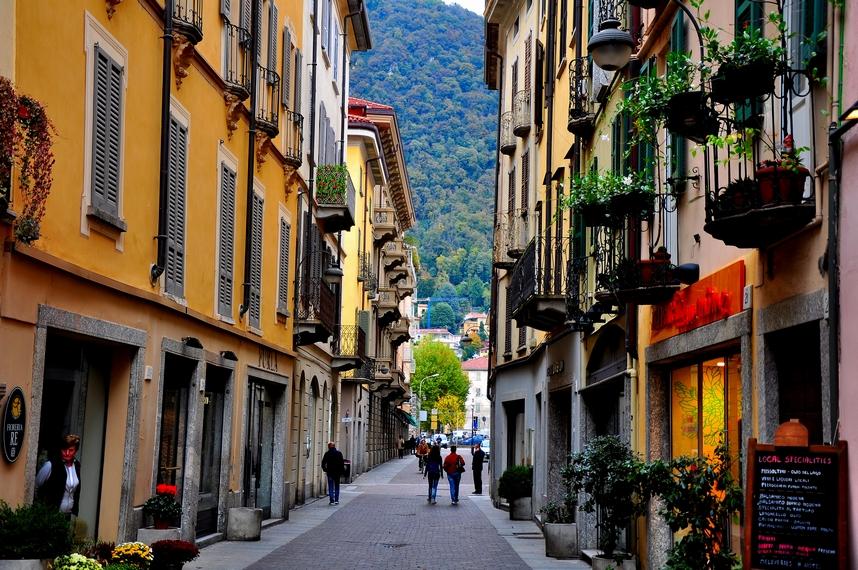 Комо, Италия