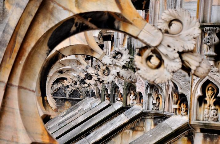 Катедралата, Милано, Италия