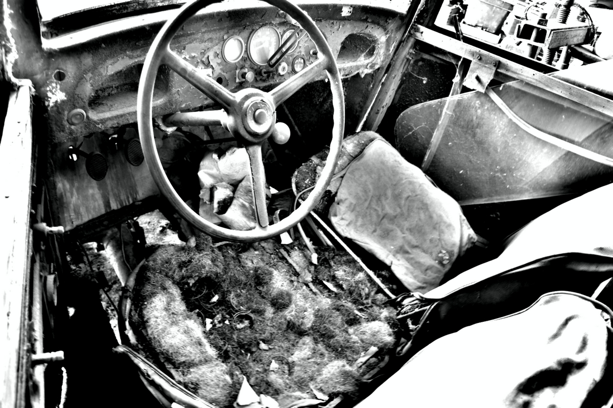 BMW 3 15 interior