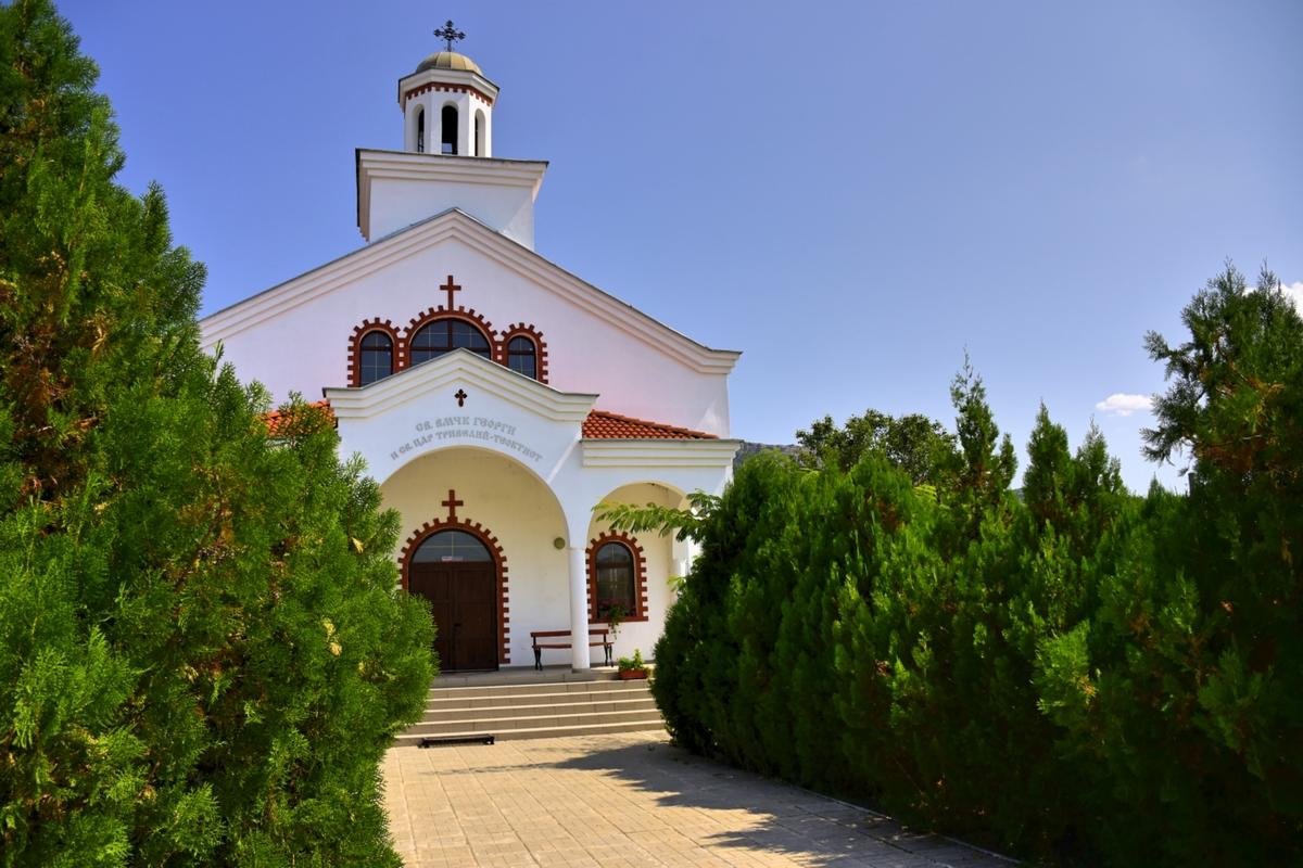 Църква св. Тривелий Теокист, Мадара
