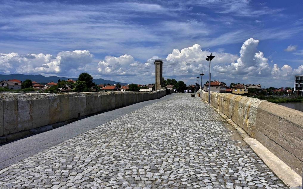Старият мост в Свиленград