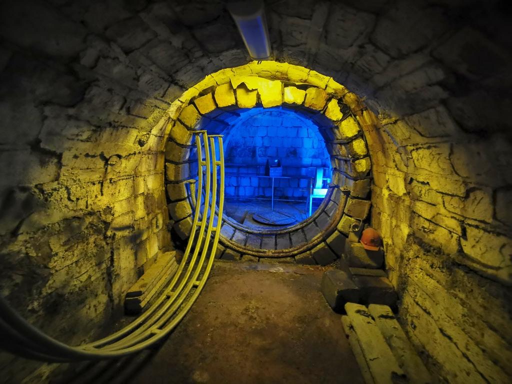 подземен минен музей, перник