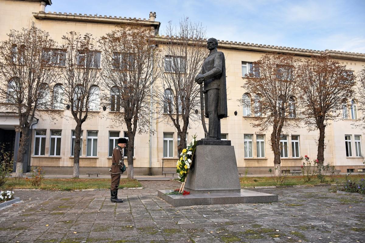 Паметник Георги Раковски