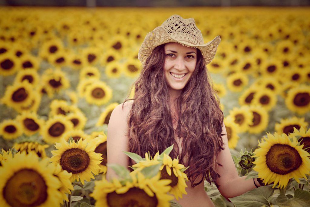 слънчогледи и усмивки