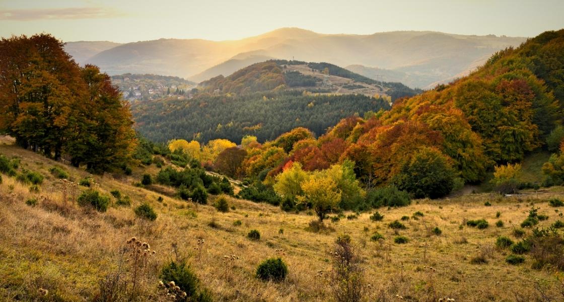 Есенни гледки