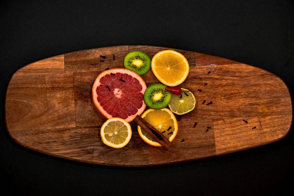тропически плодове
