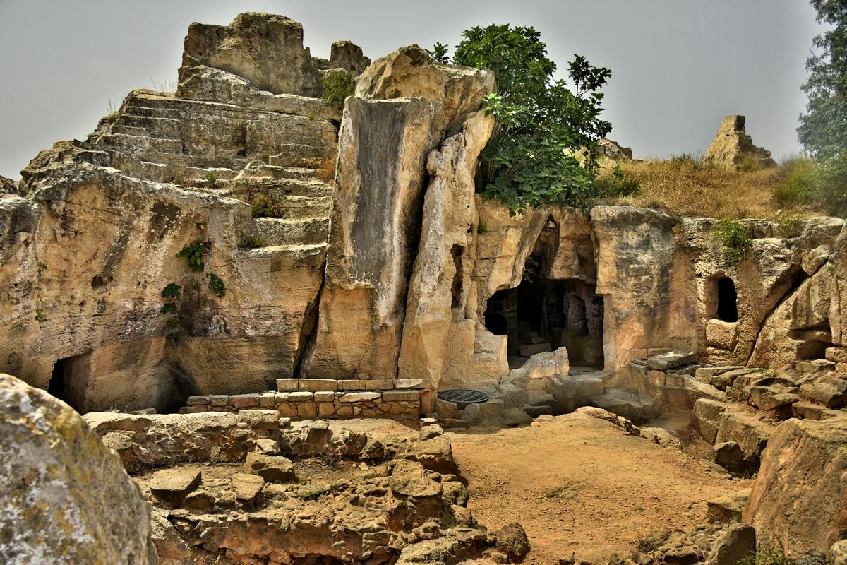 гробниците на царете