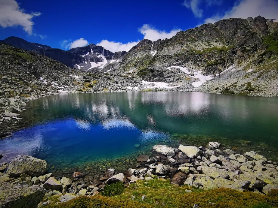 езерата в подножието на Мусала